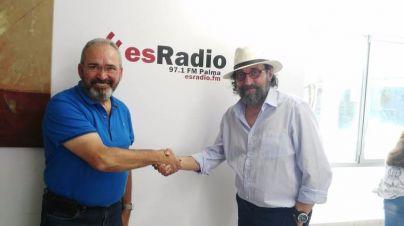 "Xesc Bonnín y Vicenç Martí presentan el recital ""Paraules a la fresca"""