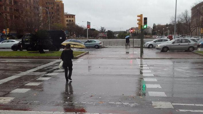 Mallorca, en alerta por tormentas