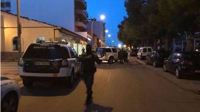 7 detenidos en una nueva operación antidroga en Alcúdia y Can Picafort