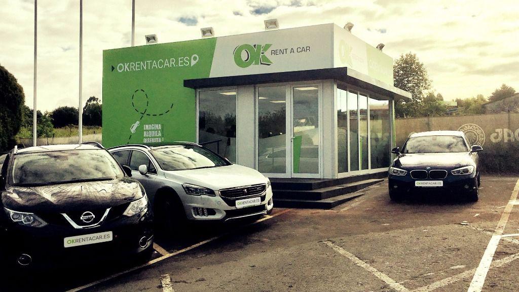 Ok rent a car abre nueva oficina en santiago de compostela for Oficina de turismo de santiago de compostela