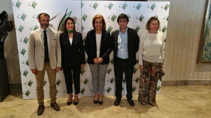 Báñez alaba la industria hotelera de Mallorca: