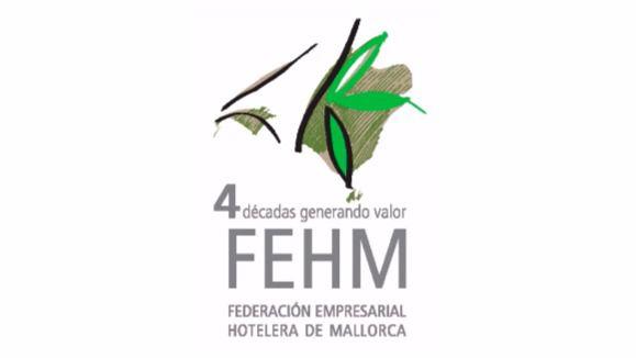 La FEHM estrena logo: Una Mallorca que evoca al olivo y sus hojas