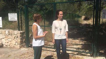 Durán exige a Hila que cumpla el acuerdo de pleno y recupere el bosque de La Vileta para los palmesanos