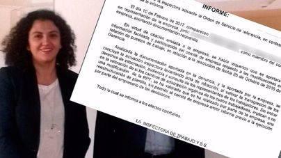 Maria Antònia Garcías y el informe de la inspectora a la que ha tenido acceso mallorcadiario.com