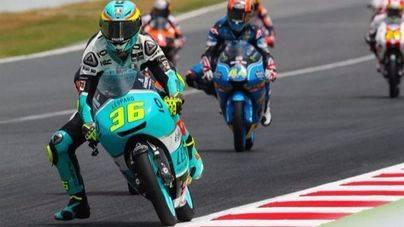 Joan Mir se lleva la victoria del GP de Catalunya en Moto3