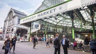 El Borough Market reabre sus puertas tras los atentados de Londres