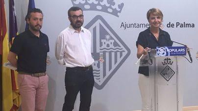 """Durán: """"Hila se marcha dejando Palma colapsada por imponer una política de movilidad caótica"""""""