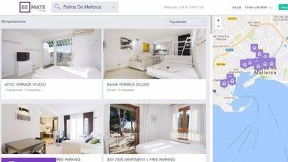 El hotelero Kike Sarasola alquila 38 pisos turísticos en Palma con su propia plataforma online Be Mate