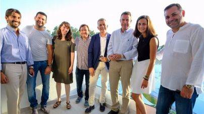 Autoridades, empresarios y medios inauguran el nuevo THB Naeco Ibiza