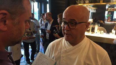 Ricardo Sanz, chef de Kabuki, con 4 estrellas Michelin