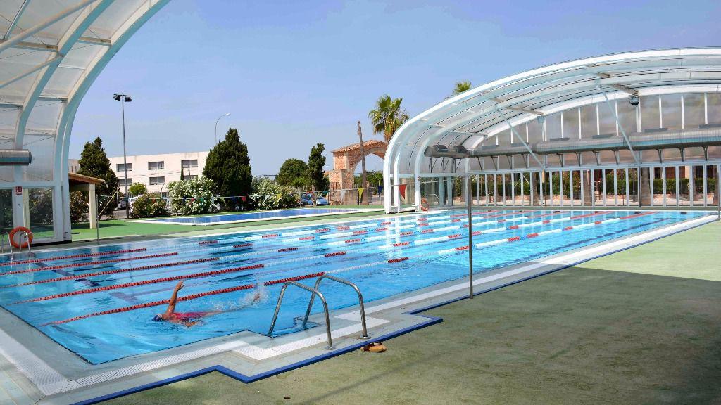 La piscina y el gimnasio de santany reabren sus puertas for Piscina y gimnasio