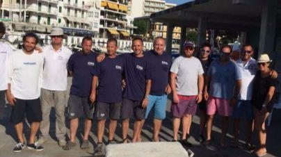 'Blaveta' del Club Nàutic s'Arenal, ganador del Campeonato de Baleares de Pesca de Altura 2017