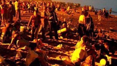 La playa de El Portixol acogerá una noche de Sant Joan sin plásticos ni materiales no reutilizables