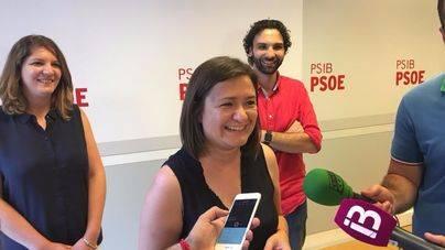 Garrido se postula a la secretaría general del PSIB de Mallorca