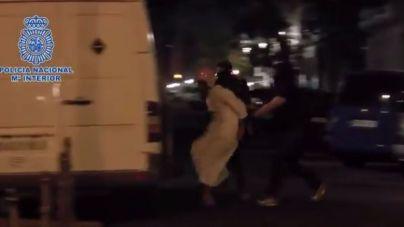 Detenidos en Madrid tres yihadistas con manuales de terrorismo suicida
