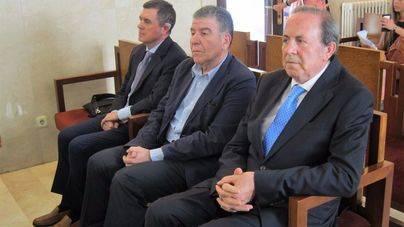 La Audiencia decidirá si hay un solo juicio contra Matas y Rodríguez por las tres piezas de Over
