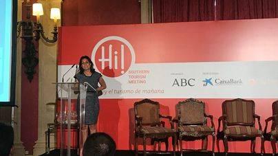 La presidenta de la FEHM ha participado en la Jornada