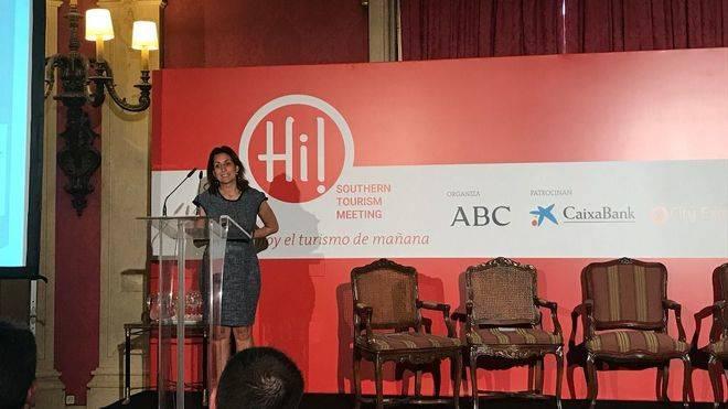 La presidenta de la FEHM ha participado en la Jornada 'Southern Tourism Meeting'