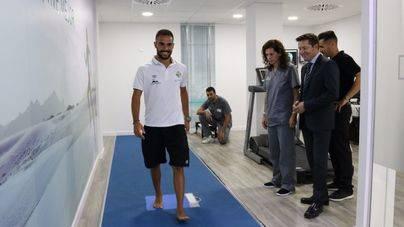 La podología del Real Madrid llega a Palma