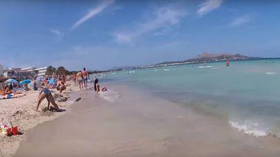 Alcúdia entre las 10 mejores playas familiares de España