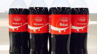 Las Islas irán en las latas de Coca-Cola por toda Europa