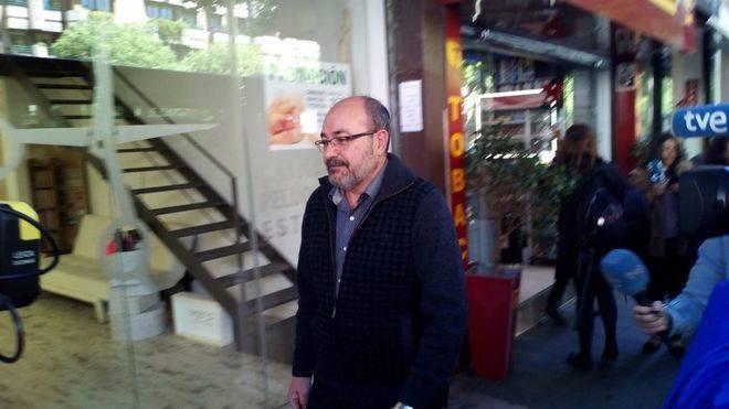 La descalificación de Sanidad supone un revés en la defensa de Pablo Escribá