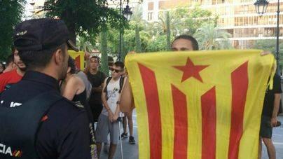 """En libertad los militantes de Arran tras """"pasar por delante del juez"""""""