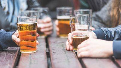 El 23% de la población balear realiza un consumo de alcohol de riesgo