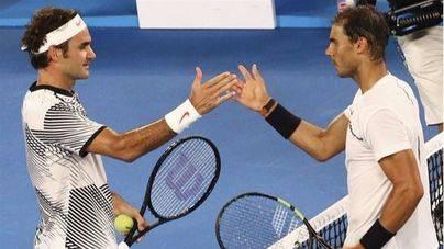 Nadal y Federer suman nueve Wimbledon