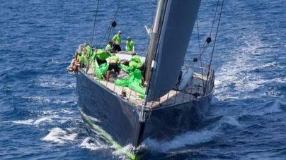 El 'Win Win' en un momento de la regata