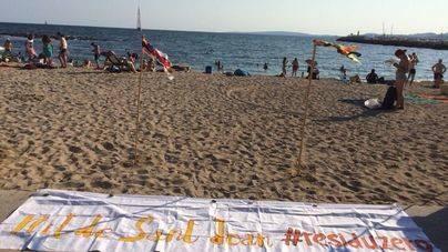 Las playas han recuperado la normalidad esta mañana