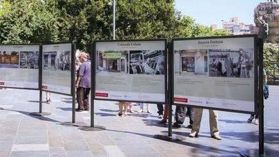 Pere Garau acoge una exposición fotográfica de establecimientos míticos