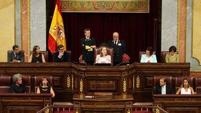 El Congreso avala el veto del Gobierno central a la ley de prospecciones