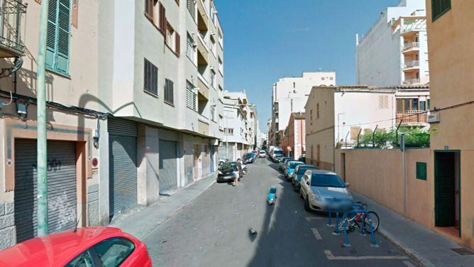 Detenido en Palma por propinarle una brutal paliza a su mujer después de una discusión de tráfico