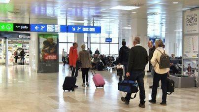 Sólo un 1,3 por ciento de los turistas españoles eligen Balears como destino en los meses de invierno