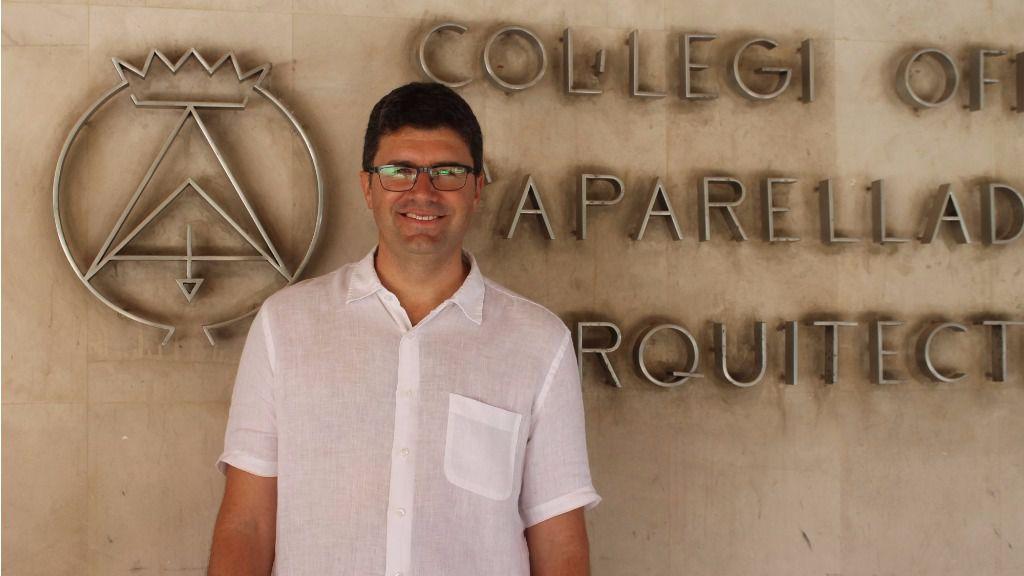 Daniel tur nuevo presidente del colegio de aparejadores - Colegio aparejadores mallorca ...