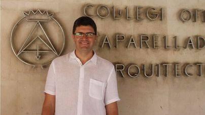 Daniel Tur, nuevo presidente del Colegio de Aparejadores de Mallorca