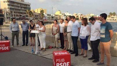 Garrido presenta su candidatura a liderar los Socialistas de Mallorca con