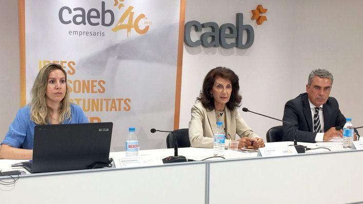 CAEB rebaja el 3,3% la previsión de crecimiento de Balears frente al 4,1 anunciado por el Govern