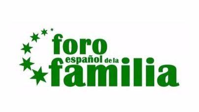 El Foro de la Familia de Baleares pide a Noguera que