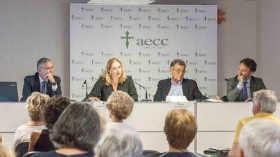La AECC Balears atiende a más de 1.100 beneficiarios únicos en 2016