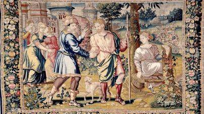 La Seu inaugura 'Los tapices flamencos de la Seu' del siglo XVI