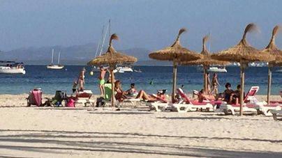 Los turistas gastaron 3.000 millones hasta mayo en Balears