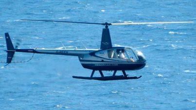 Ya han identificado a la empresa de helicópteros
