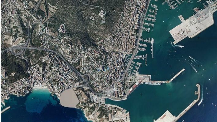 "Palma ya tiene su propio ""google maps"""
