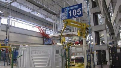 La producción industrial en Balears crece un 4,2 por ciento en mayo