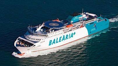 Baleària y Cayro, juntos en la defensa del medio ambiente