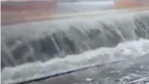 Se vuelve viral el vídeo de las inundaciones en el Metro de Madrid
