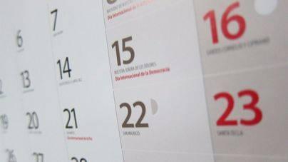 El calendario laboral en Balears de 2018 tendrá 15 festivos