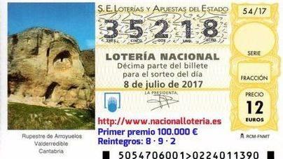 La Lotería Nacional deja un millón de euros en Alcúdia